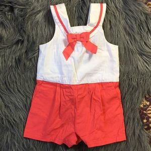 Janie and Jack Jumpsuit Size 18-24 months girls